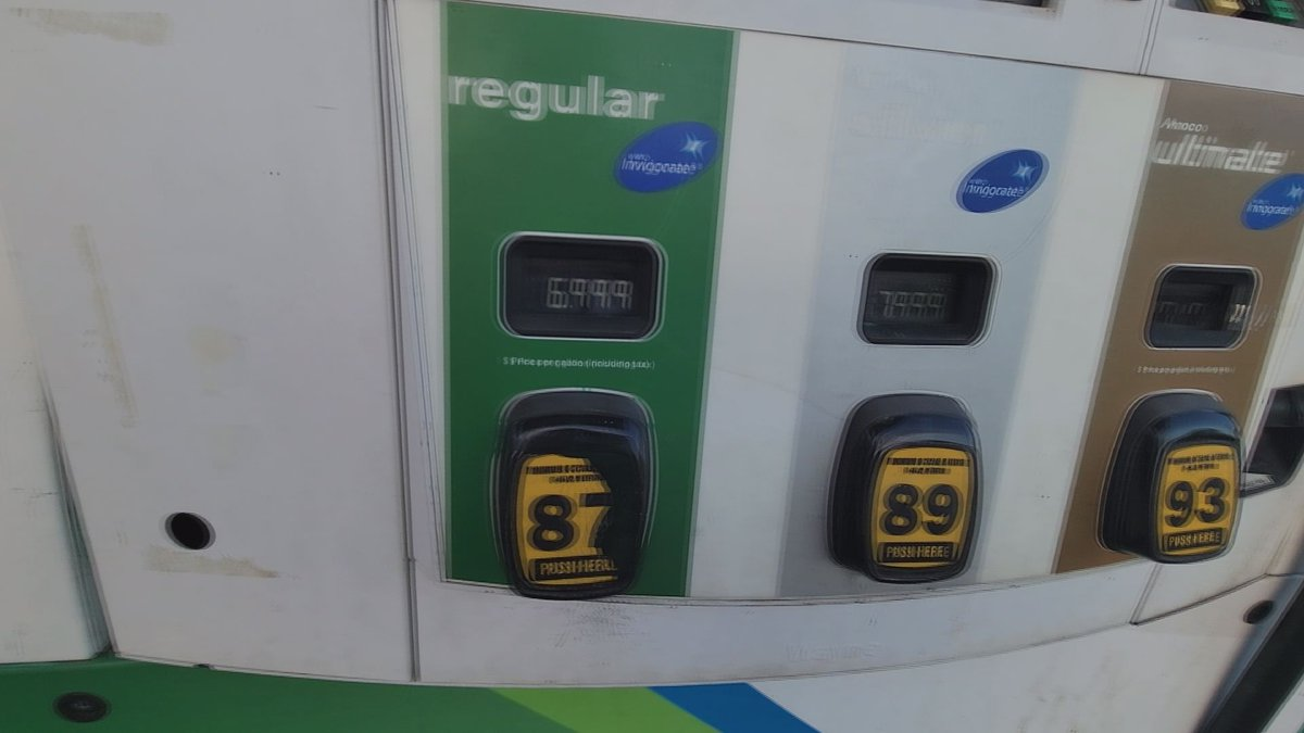 Viewers flooded the NBC 12 phone lines questioning whether a gas station on Williamsburg road...