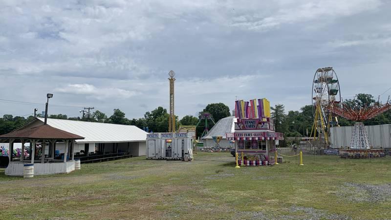 The Fireman's Fair is located at 205 Caroline Street in Orange.
