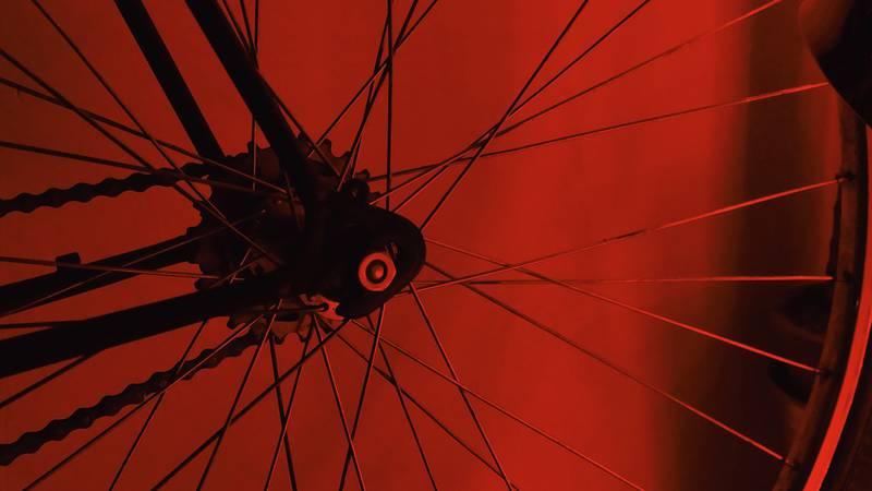 Bicycle spokes (Pixabay)