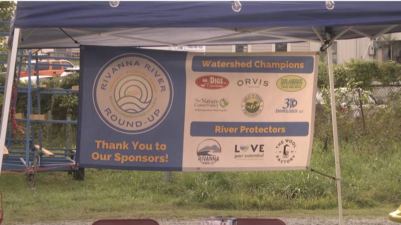 Sponsors for the Rivanna River Round-Up