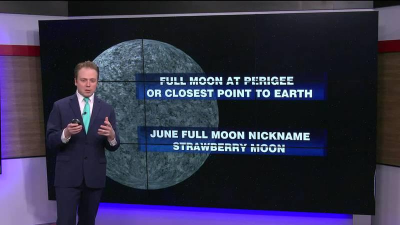 Overnight Moon