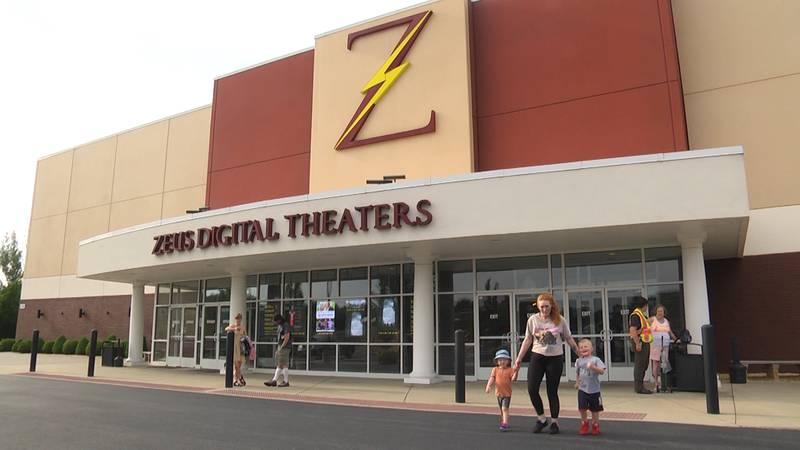 Zeus Digital Theaters in Waynesboro