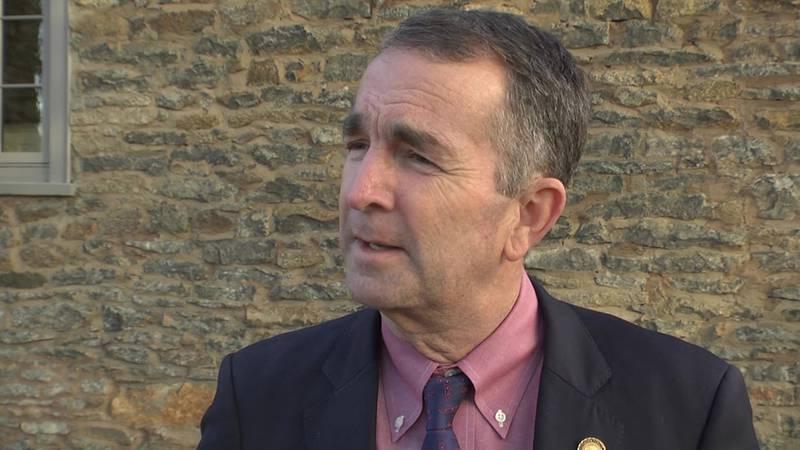 Governor Ralph Northam.