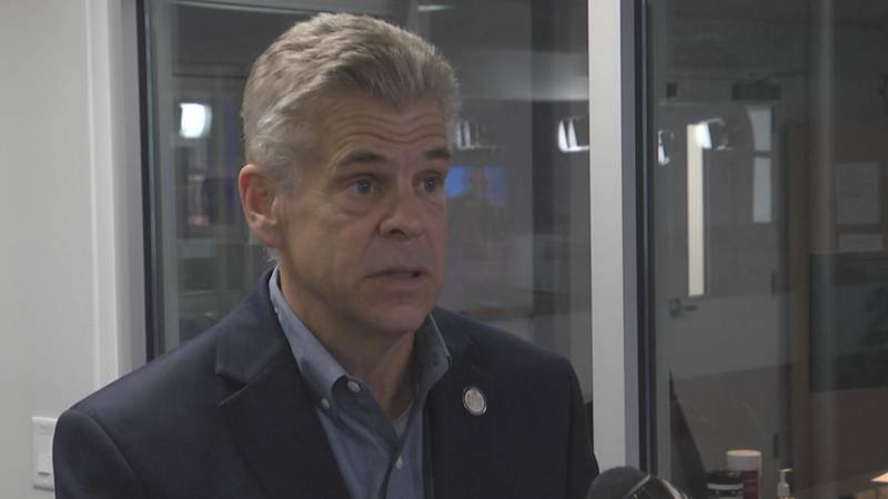 Del. Kirk Cox (R-Chesterfield) calls for sweeping election reforms in Virginia, after Georgia...
