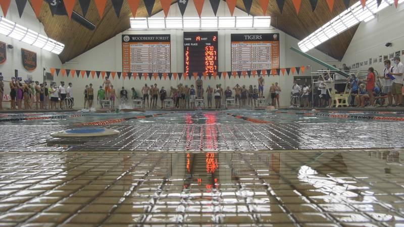 The Jefferson Swim League is hosting it's Championship Meet
