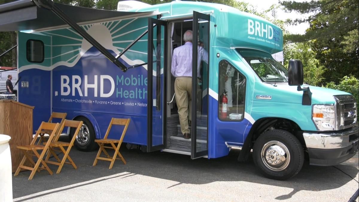 BRHD Mobile Health Clinic (FILE)