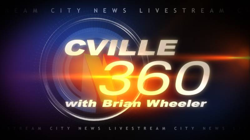 Cville 360. Image provided by the City of Charlottesville.