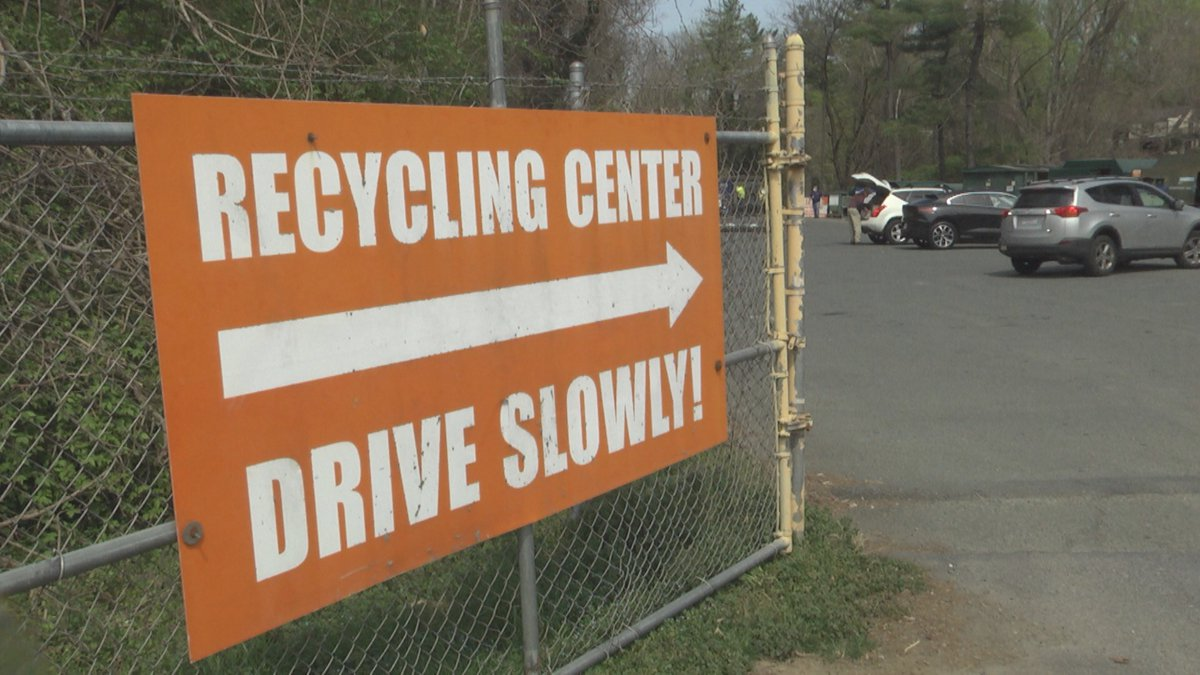 The McIntire Recycling Center is hosting a free compost giveaway on April 10.