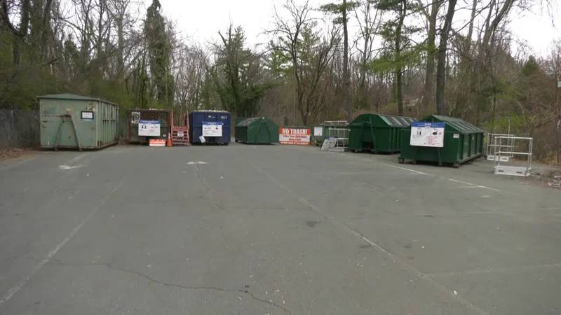 McIntire Recycling seeing huge uptick in numbers as people work from home and online shop.
