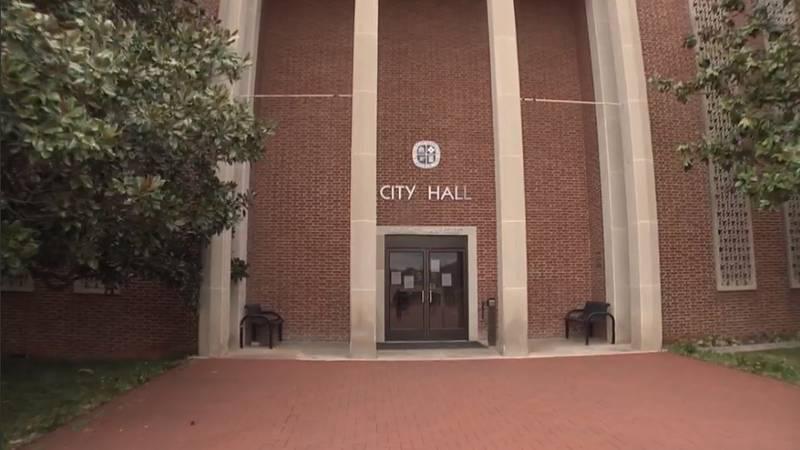 Charlottesville City Hall (FILE)