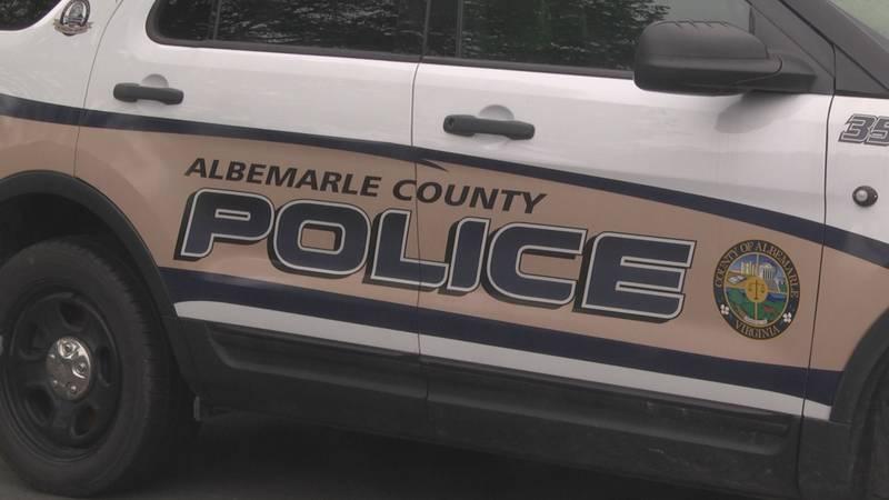 Albemarle County police car (FILE)