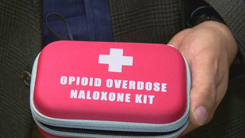 A local school nurse believes the new Naloxone program will be beneficial for school districts.