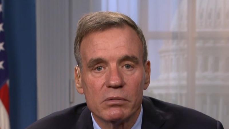 Senator Mark Warner (FILE)