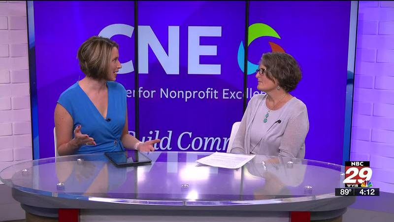 Cristine Nardi, executive director of the Center for Nonprofit Excellence