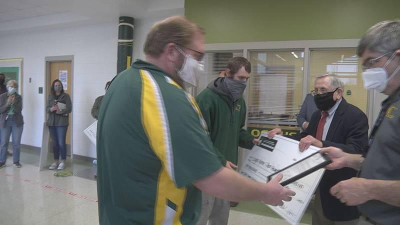 Louisa County public school teachers being awarded innovation grants