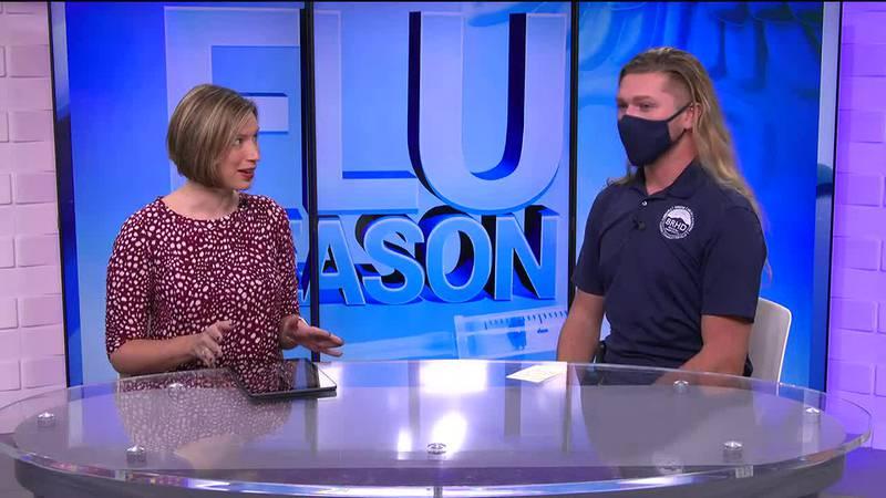Kasey chats with BRHD Spokesperson Jason Elliott