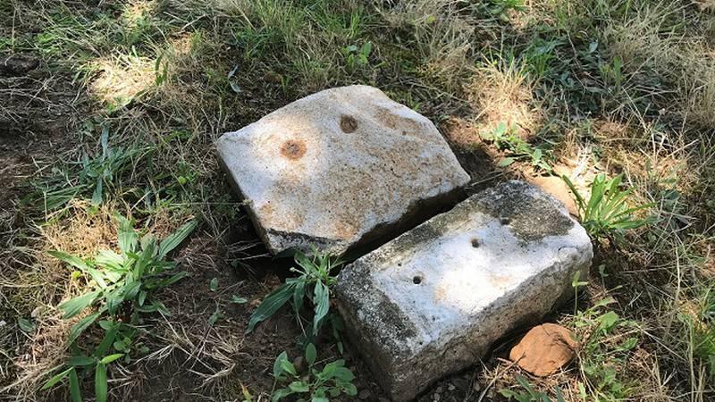 Old City Cemetery Vandalism-Lynchburg