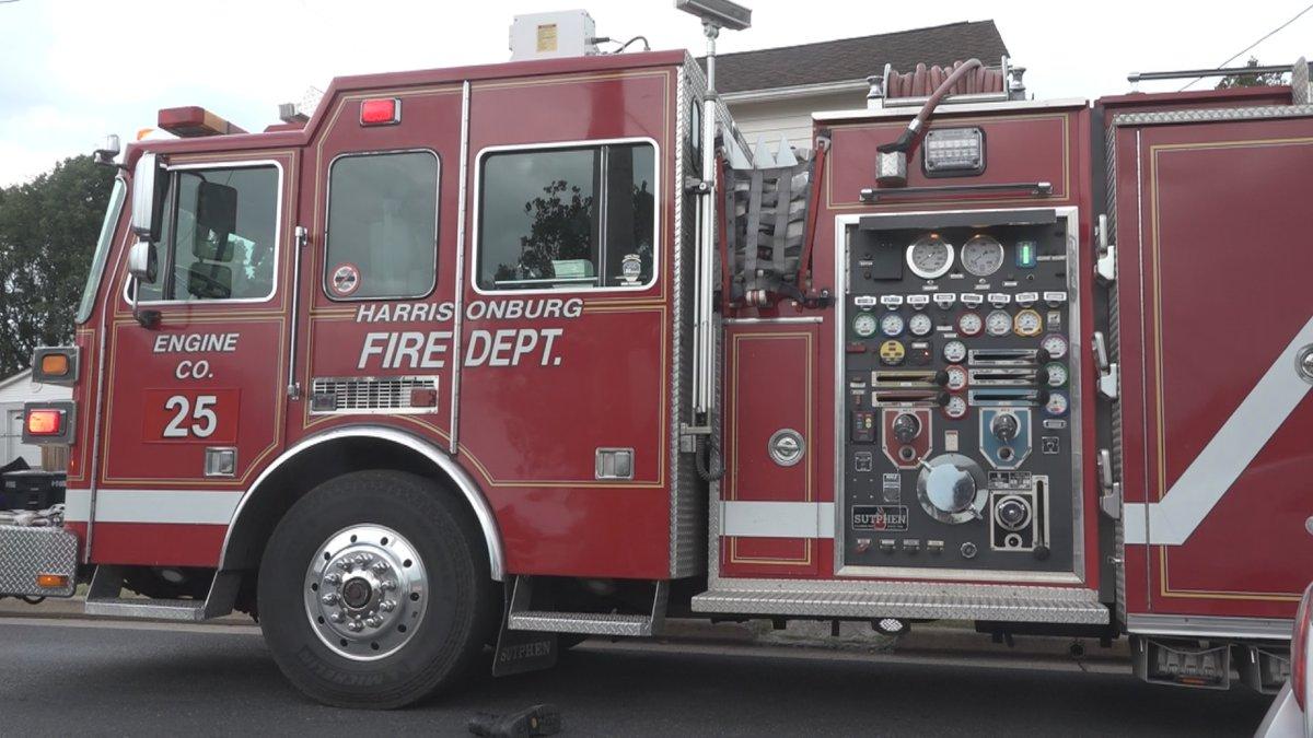 Harrisonburg Fire Department