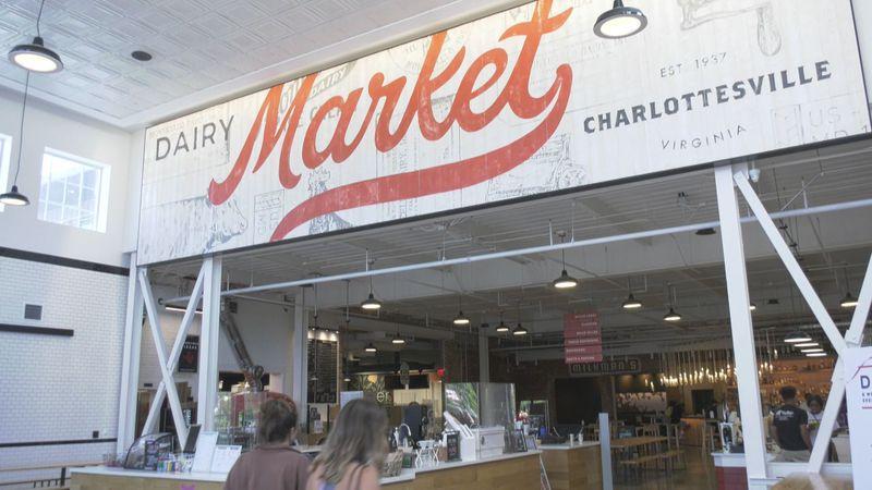 Dairy Market in Charlottesville