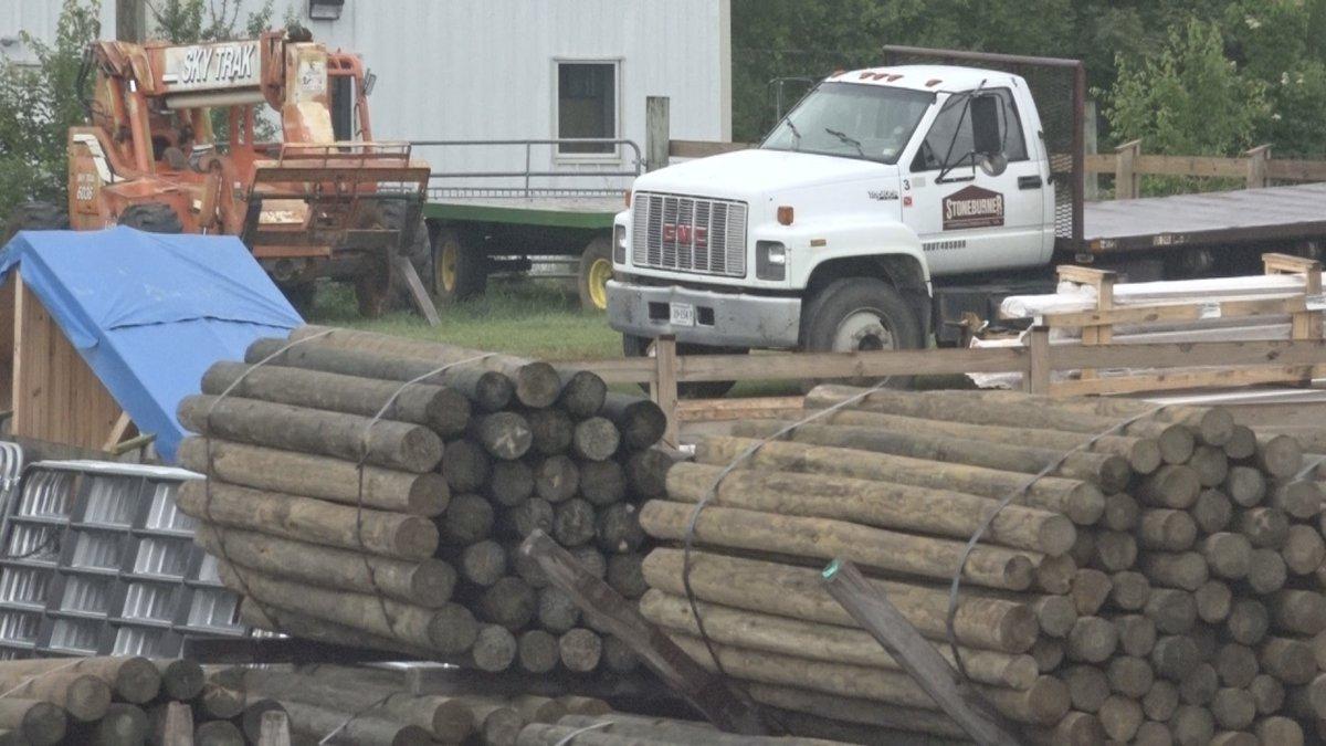The Stoneburner Lumberyard