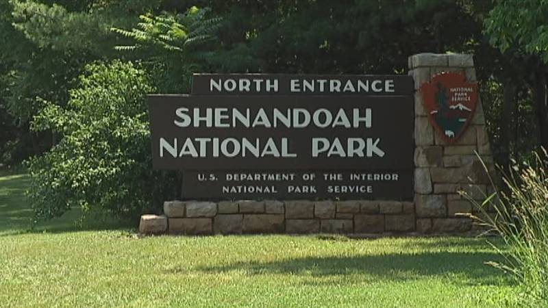 File photo of Shenandoah National Park
