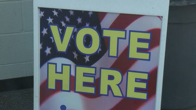 voting  sign in