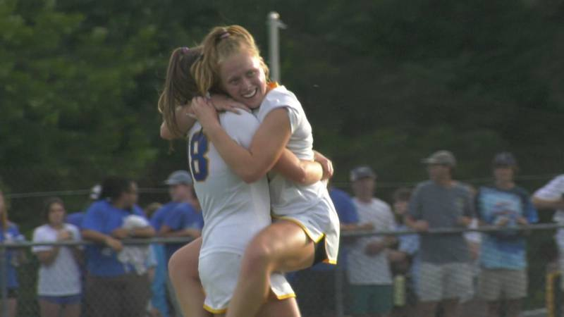 The Western Albemarle girls lacrosse team defeated Rockbridge 17-7 in the state semifinals on...