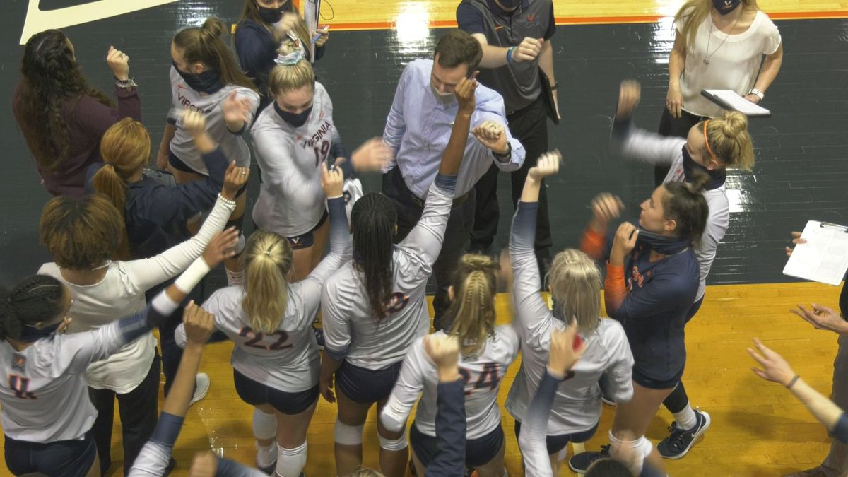 The entire UVA volleyball coaching staff was relieved of its duties on Thursday.