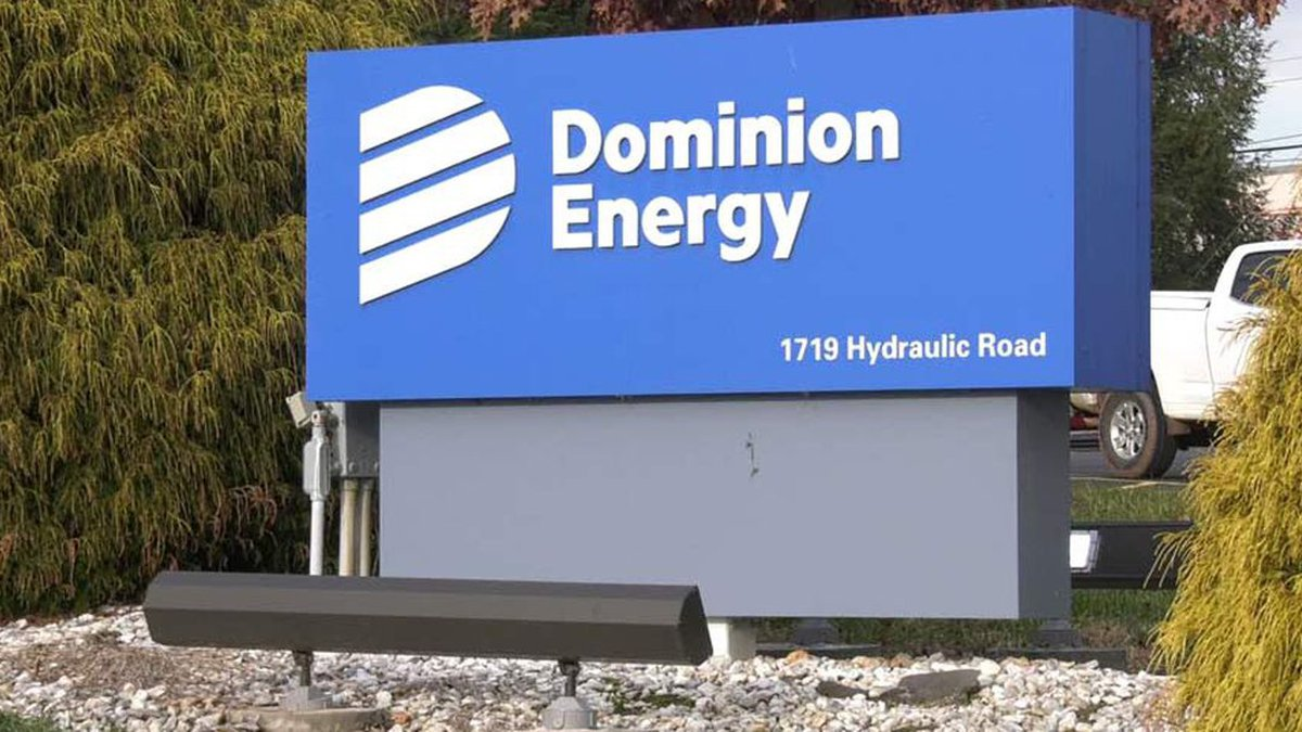 Dominion Energy office on Hydraulic Road in Charlottesville (FILE)