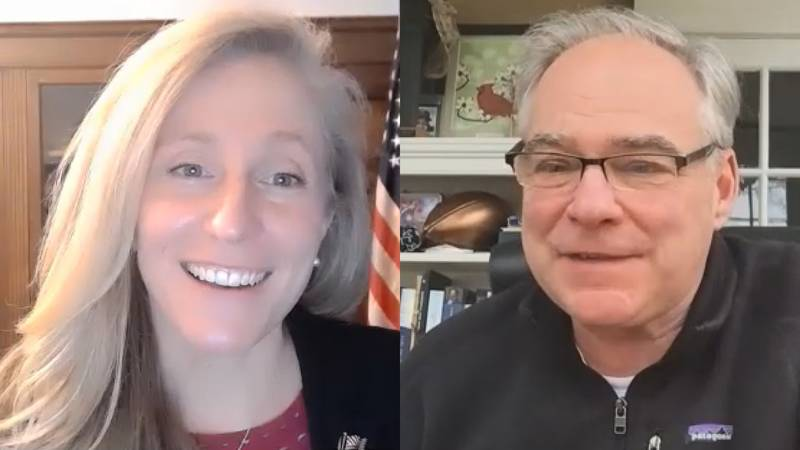 Rep. Abigail Spanberger (D-VA07) and Sen. Tim Kaine (D-VA) announced their sponsorship of a...