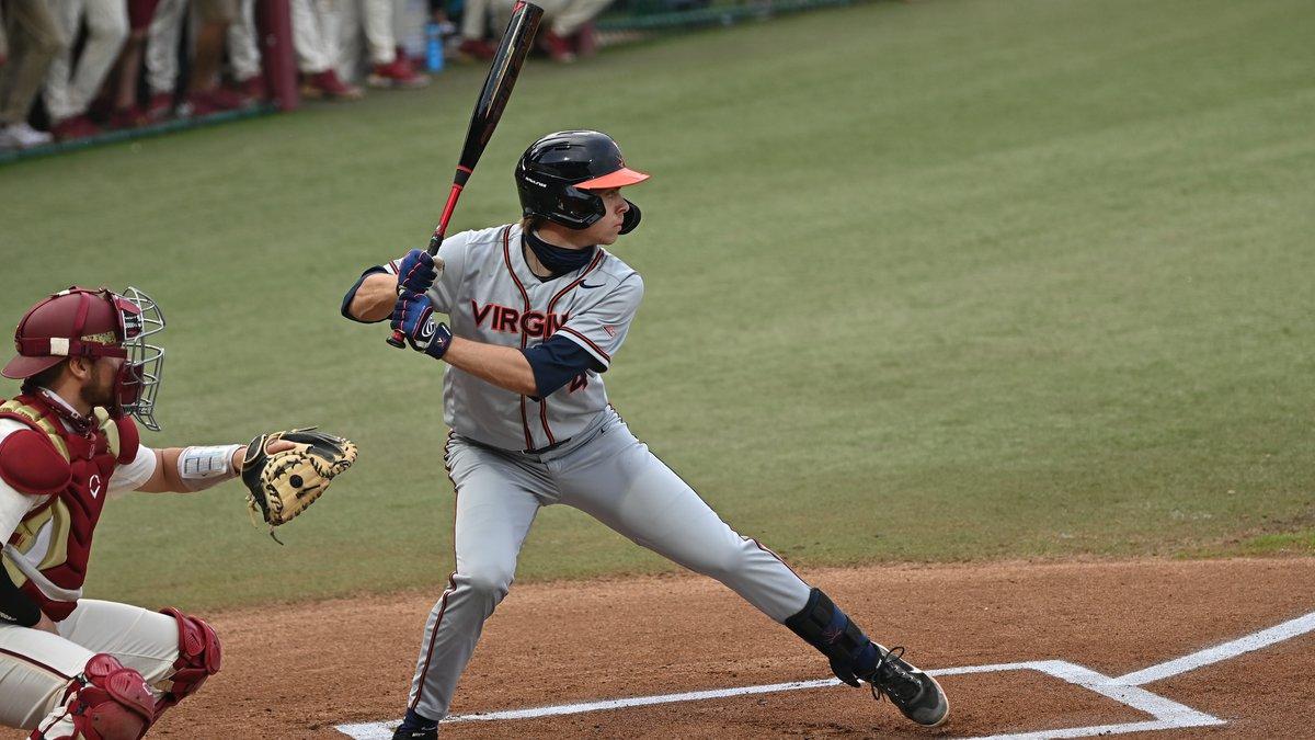 UVA junior Nic Kent