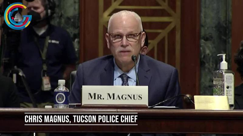 Tucson police chief facing tough questioning from Senate committee in bid to lead CBP