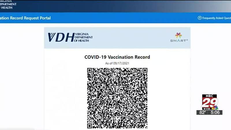 VDH code