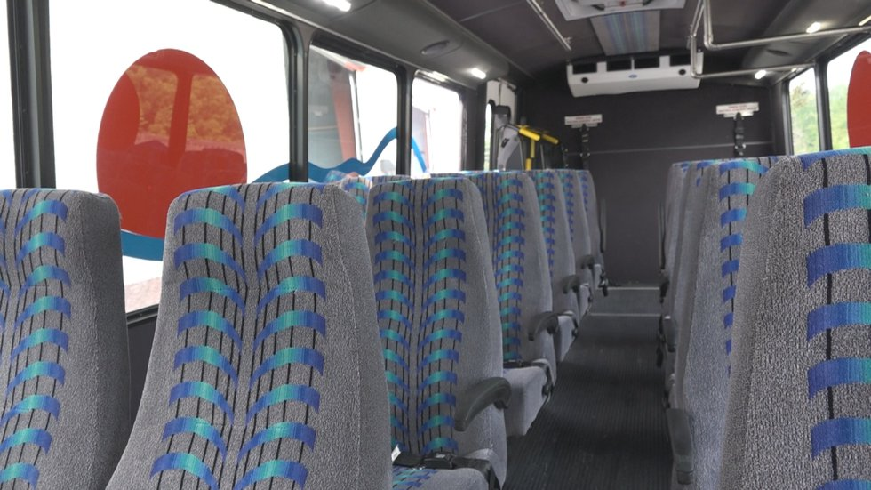 The Afton Express buses were build for comfort with bike and luggage racks, mobility lifts,...