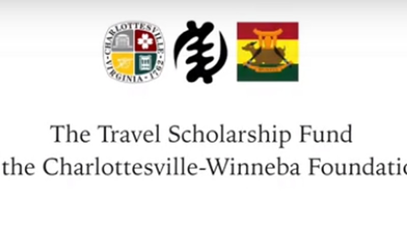 The Charlottesville-Winneba Foundation is asking the community during this season of giving to...
