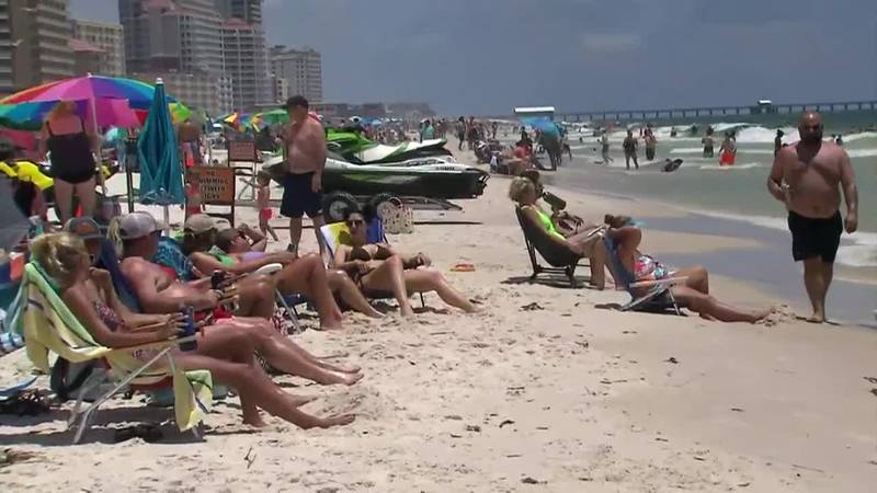 The big warning from The Virginia Health Department this Labor Day weekend is to not travel at...
