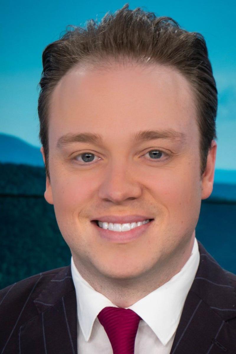 Headshot of Josh Fitzpatrick, Meteorologist