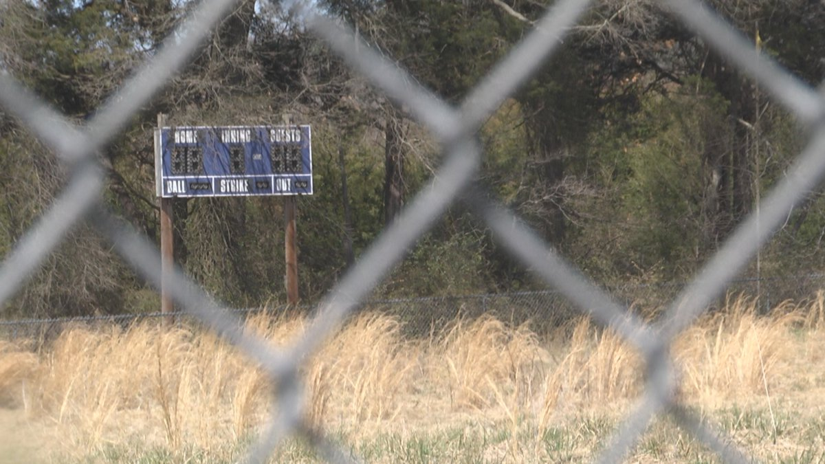 Lempicky Field at Gordonsville's VFW Post. Both, currently unused, could be developed into a...