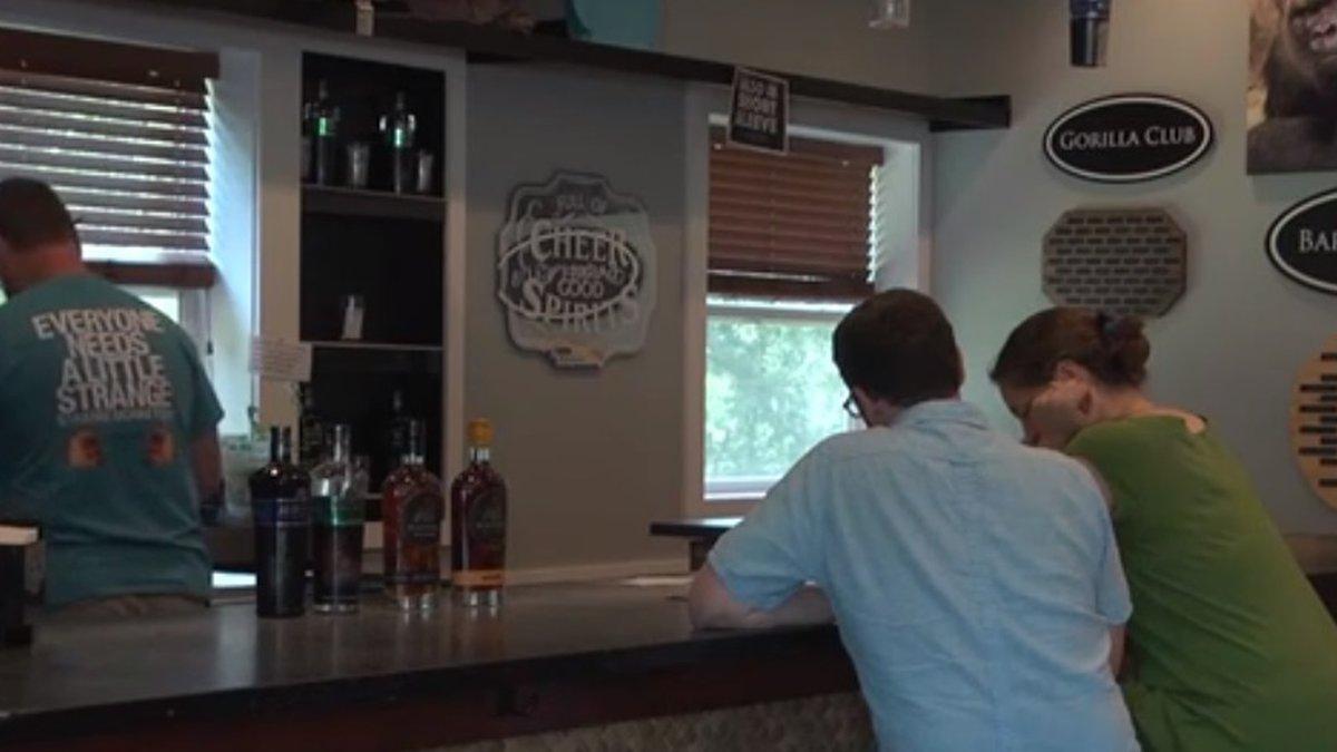 Silverback Distillery in Nelson County (FILE)