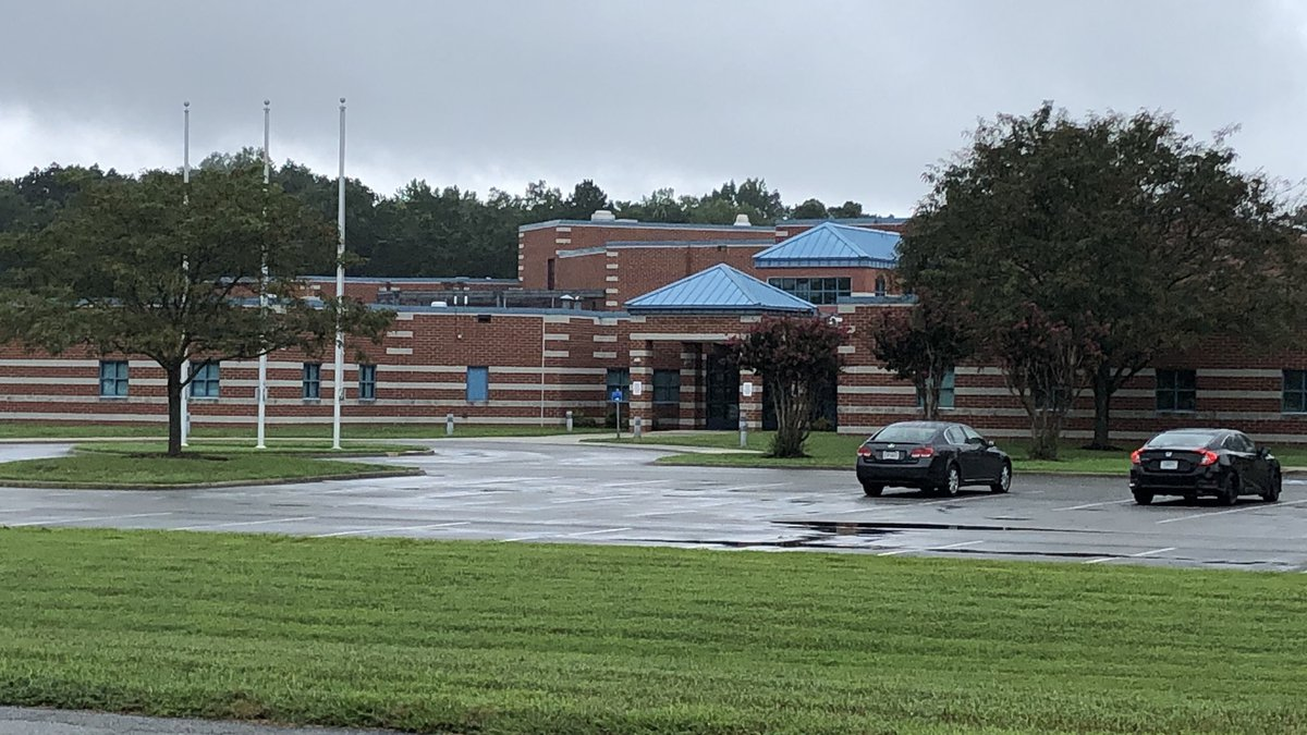 According to officials, on Sept. 8, 124 out of the 178 inmates at the Pamunkey Regional Jail...