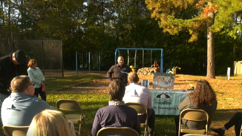 A very special playground is coming to Lafayette Park, all thanks to a fundraiser started by...