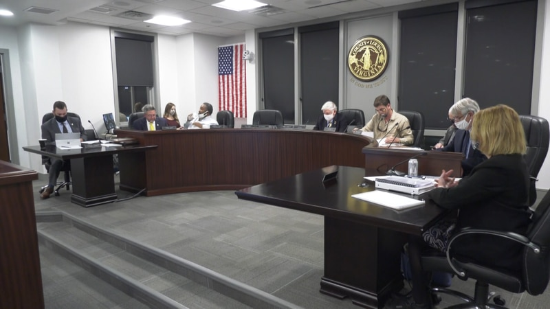 Louisa County Supervisors approved funding for a new EMS station Monday night