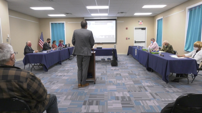 Fluvanna county supervisors voted to approve support of a new medical marijuana facility