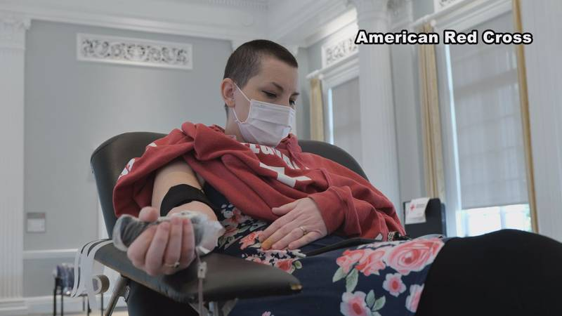 American Red Cross teaming with American Cancer Society in push for more blood donors.