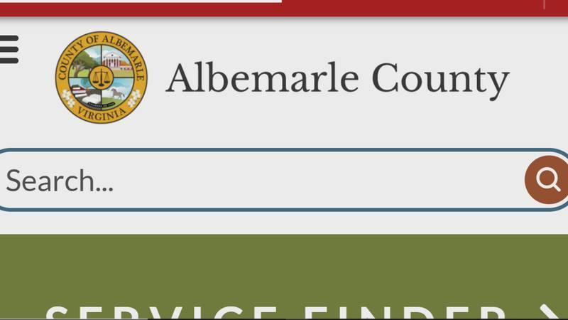 Albemarle county website