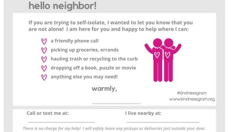 Naborforce Kindnessgram