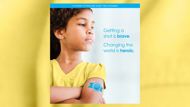 Clinical Research Partners has 1,400 children on the wait list to take part in the Moderna...