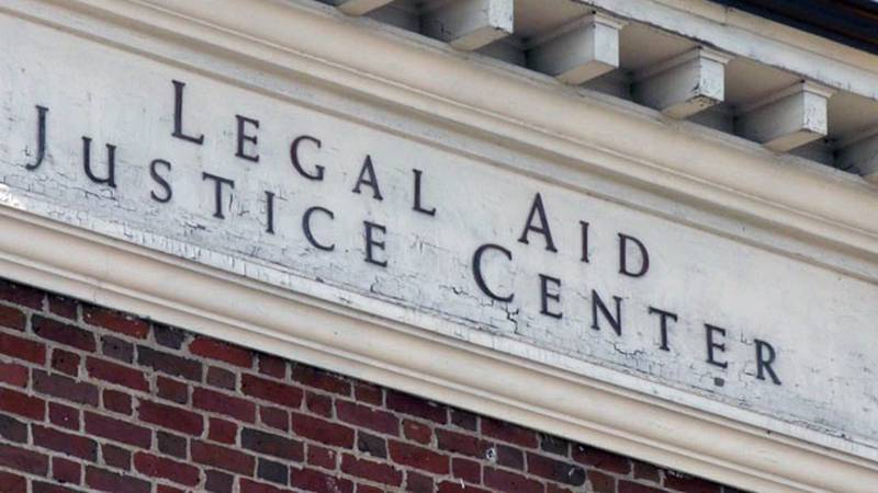 Legal Aid Justice Center in Charlottesville (FILE)