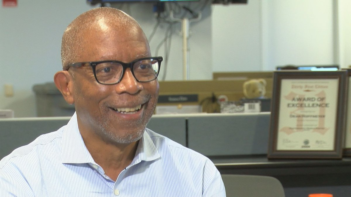 Michael Paul Williams, a veteran Richmond journalist says he is in a place of gratitude after...