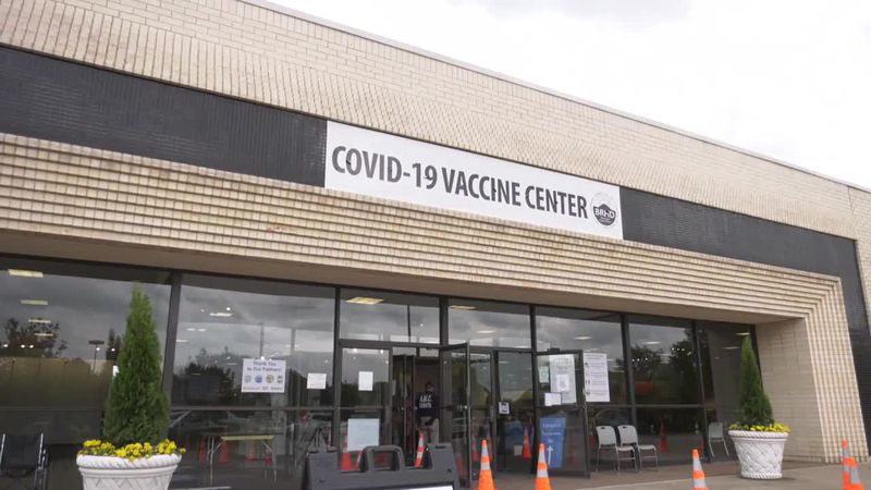 JCPenney COVID vaccination clinic
